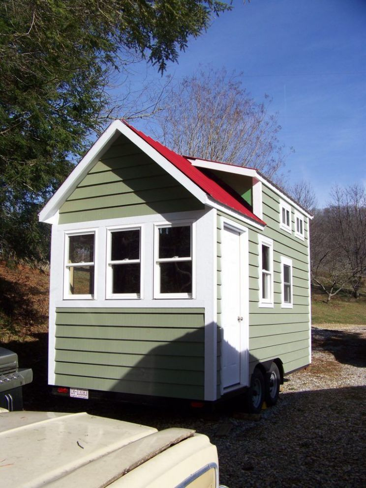 10x10 Tiny House Shell - Price Reduced - Tiny House for Sale in ..