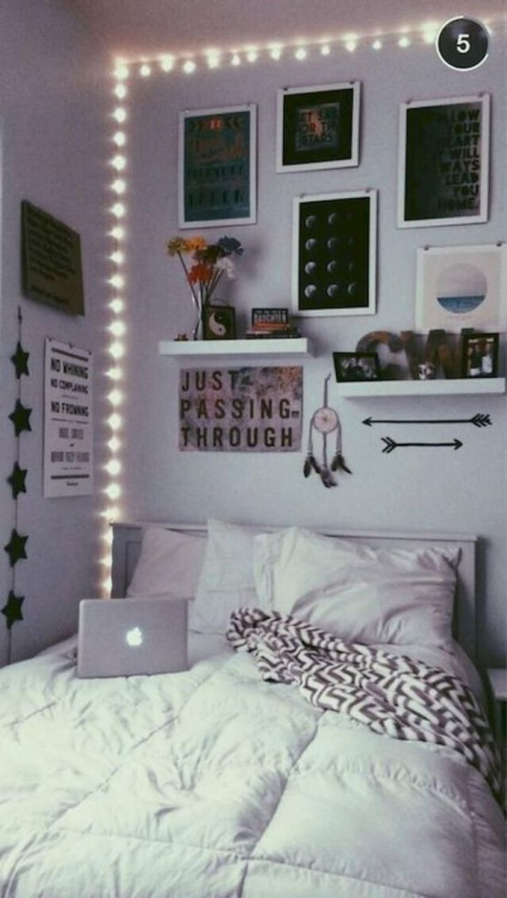 11+ Awesome Minimalist Dorm Room Decor Inspirations on A Budget ...