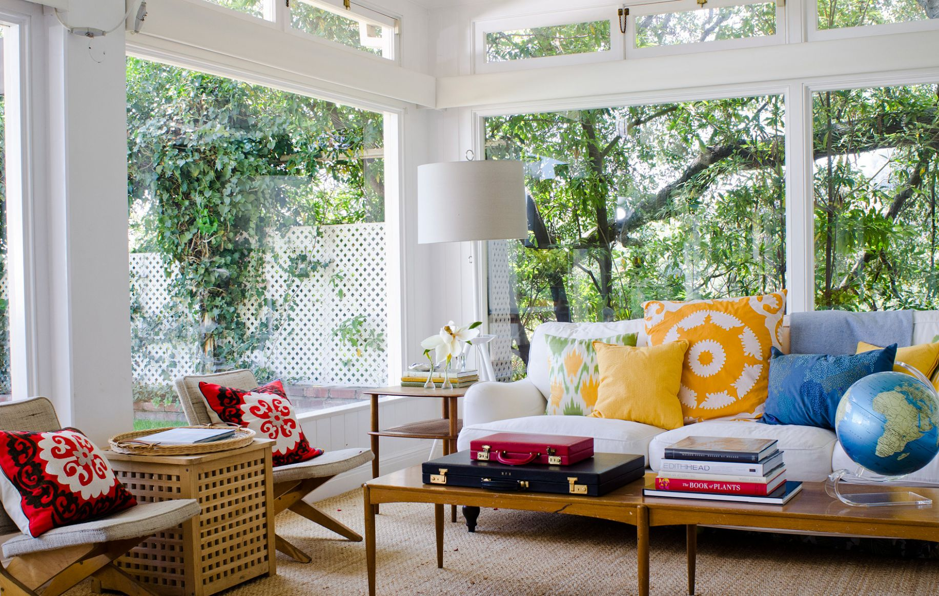 11 Awesome Sunroom Design Ideas - modern sunroom ideas with pictures