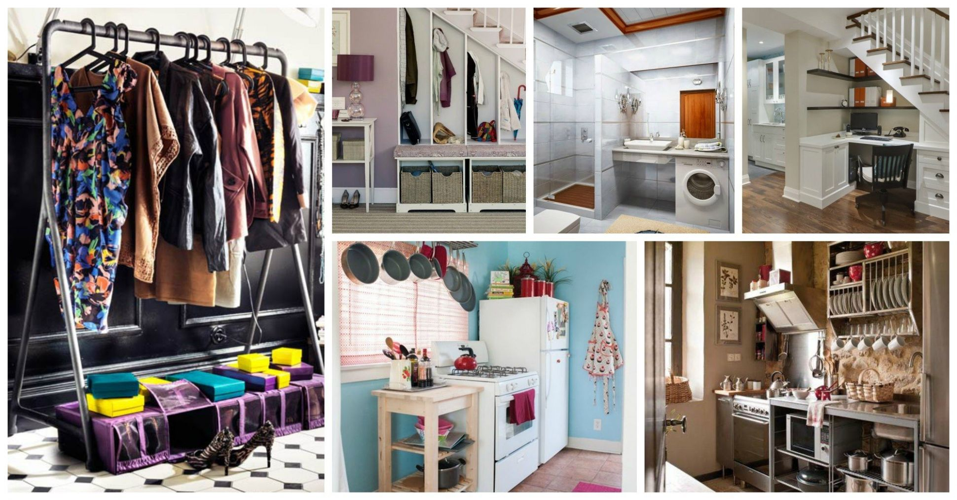11 Awesome Tiny House Hacks to Maximize Your Space
