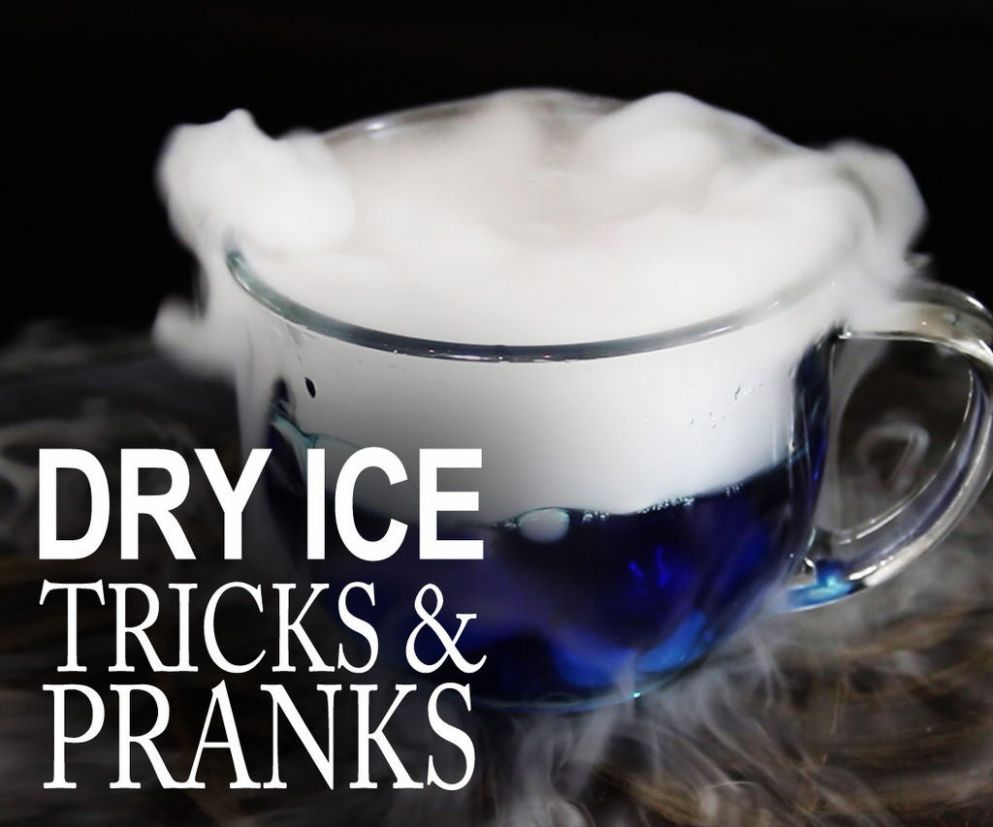 11 Awesome Tricks & Pranks With Dry Ice! : 11 Steps (with Pictures ...