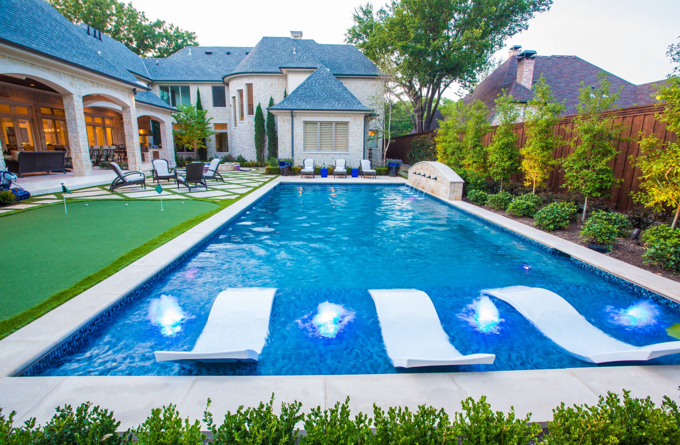 11 Beautiful Pool Pictures & Ideas | Houzz - pool enhancement ideas