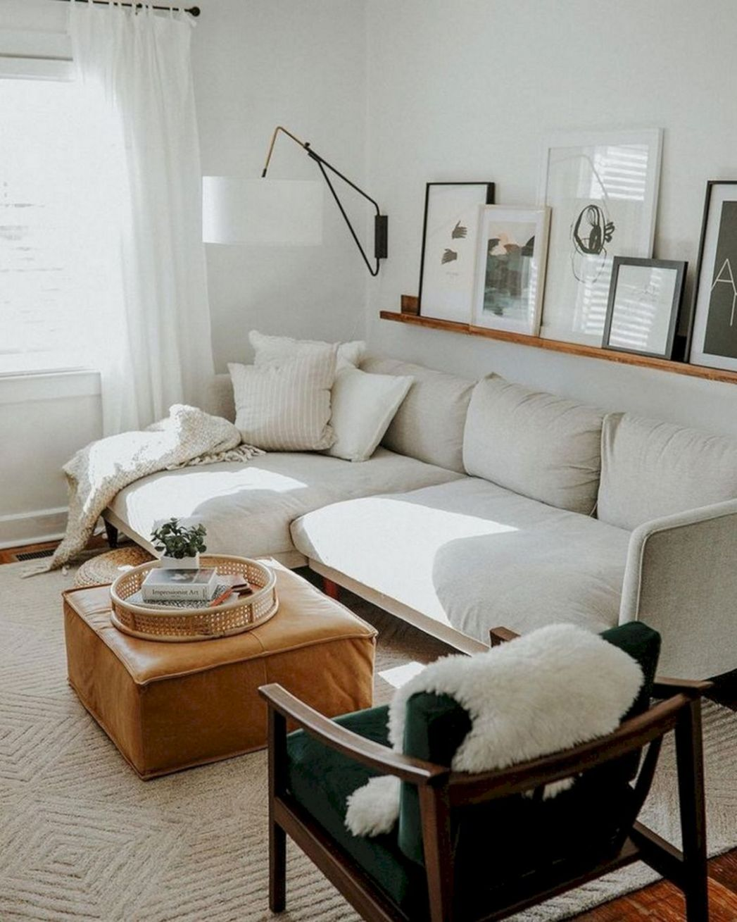 11 Beautiful Simple Apartment Decoration Ideas For More Comfort ..