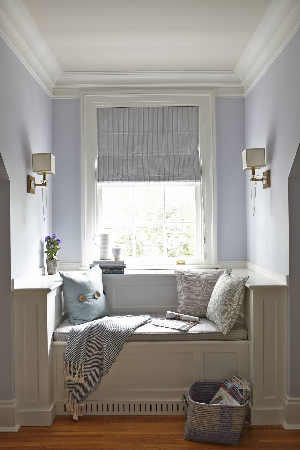 11+ Beautiful Window Seat Ideas - Best Cushions and Benches for ...