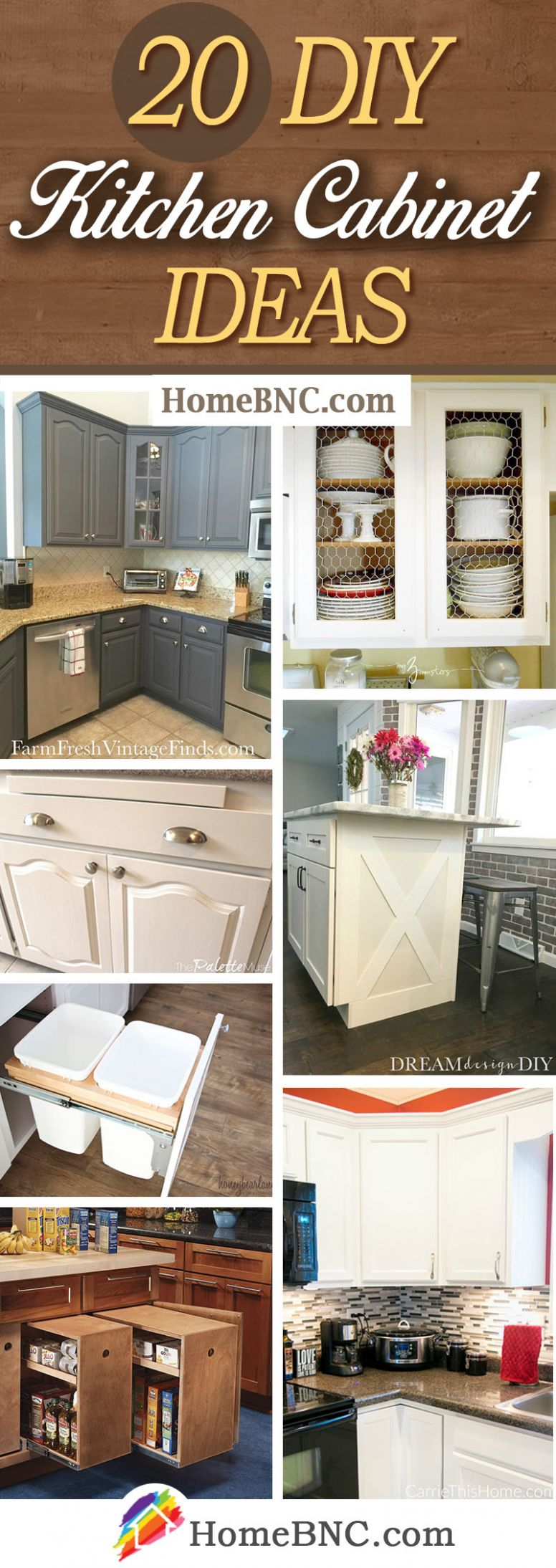11 Best DIY Kitchen Cabinet Ideas and Designs for 1111 - kitchen ideas diy