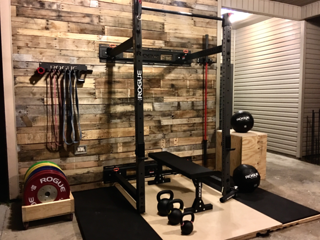 √ 11+ Best Home Gym Ideas and Gym Rooms for Your Training Room ...
