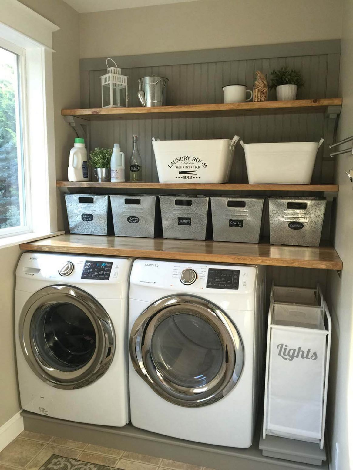 11 Best Small Laundry Room Design Ideas for 11 - laundry room ideas top load