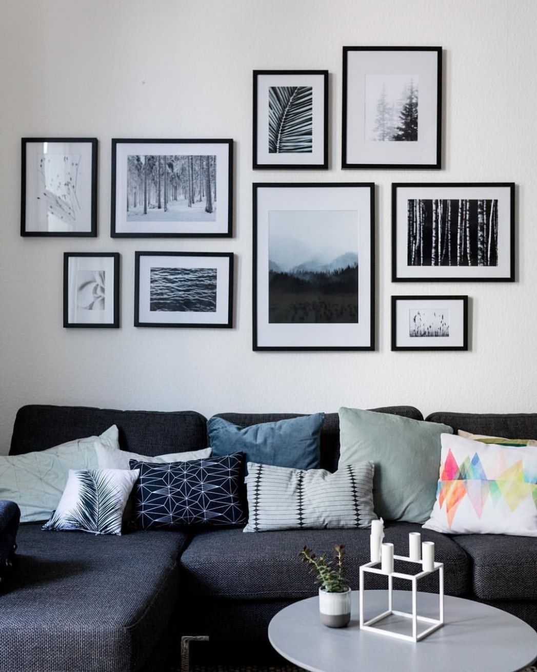 11 Best Wall Decoration Ideas Creative for Your Home | Living room ...