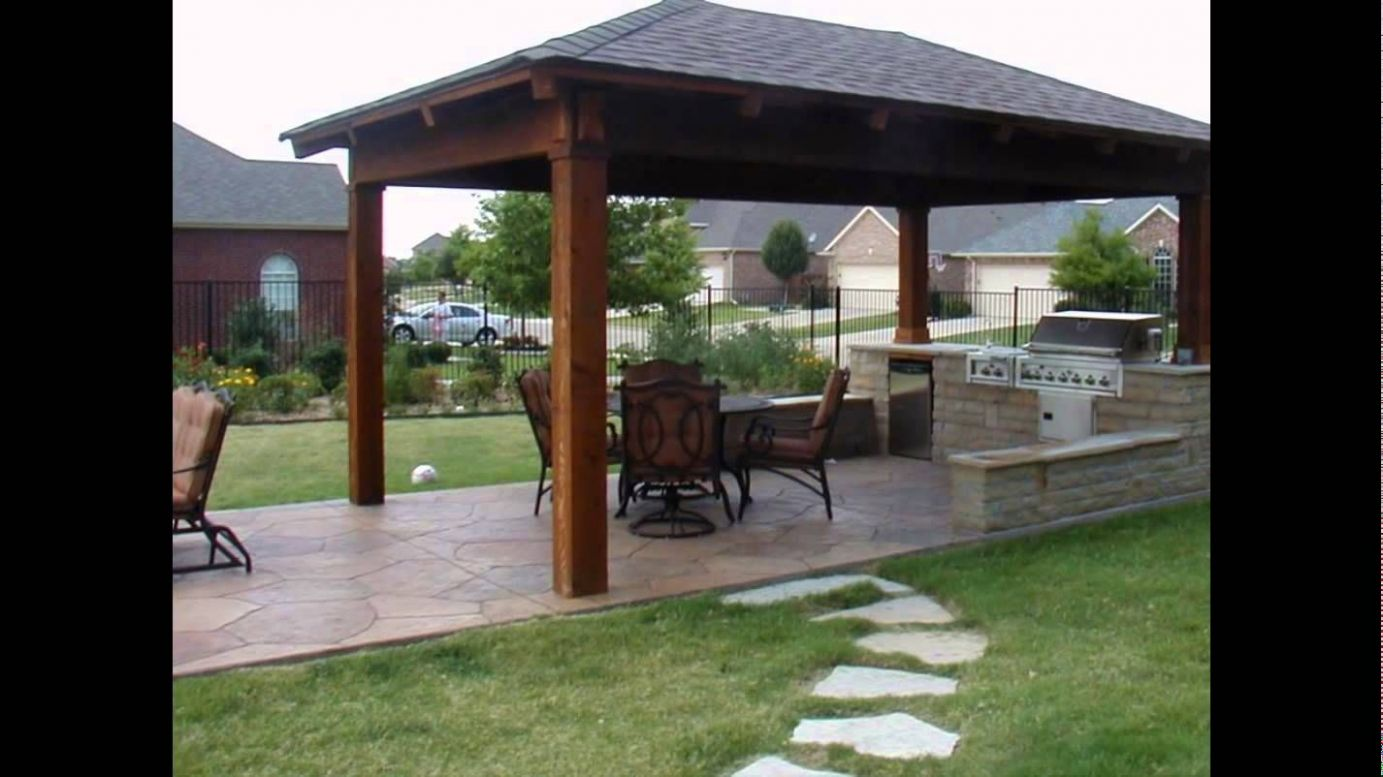 11 Cheap DIY Backyard Lighting Ideas | Outdoor kitchen plans ..