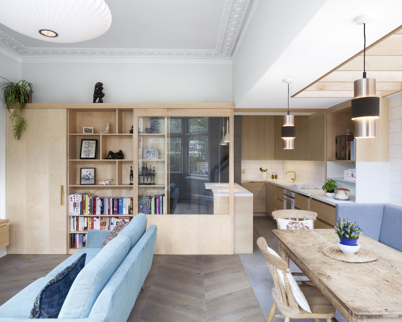 11 Clever Design Ideas For Small City Apartments - apartment design open plan