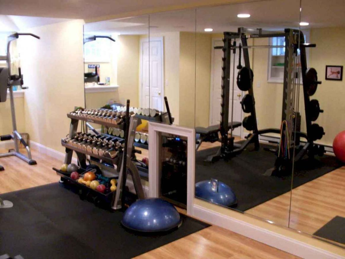 11 Cool Home Gym Ideas Decoration on a Budget for Small Room (11 ..