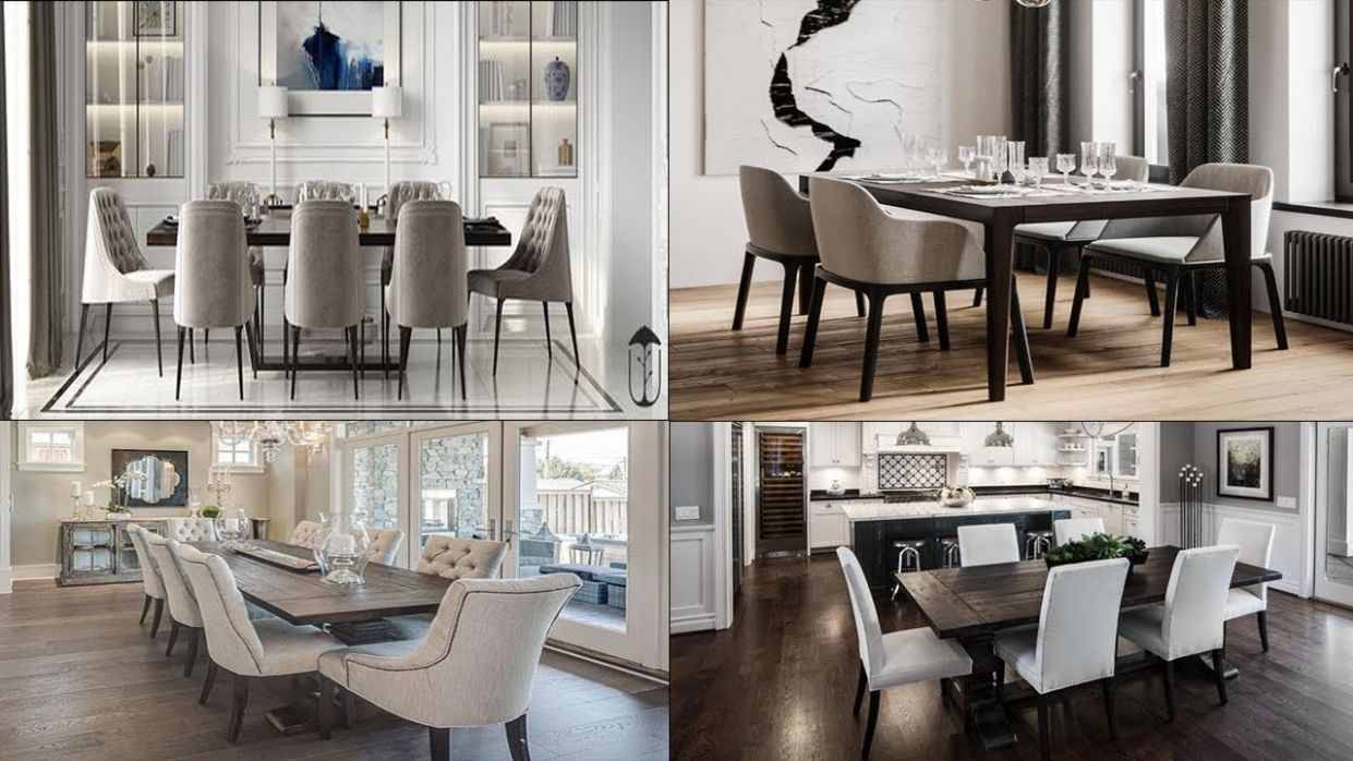 11 cool ideas for modern dining tables 11/11 | Modern dining ..