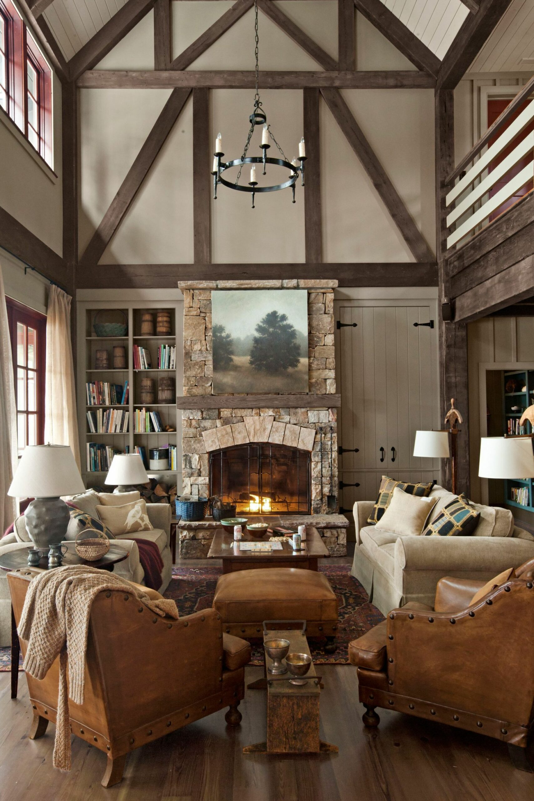 11 Cozy Living Rooms - Cozy Living Room Furniture and Decor Ideas