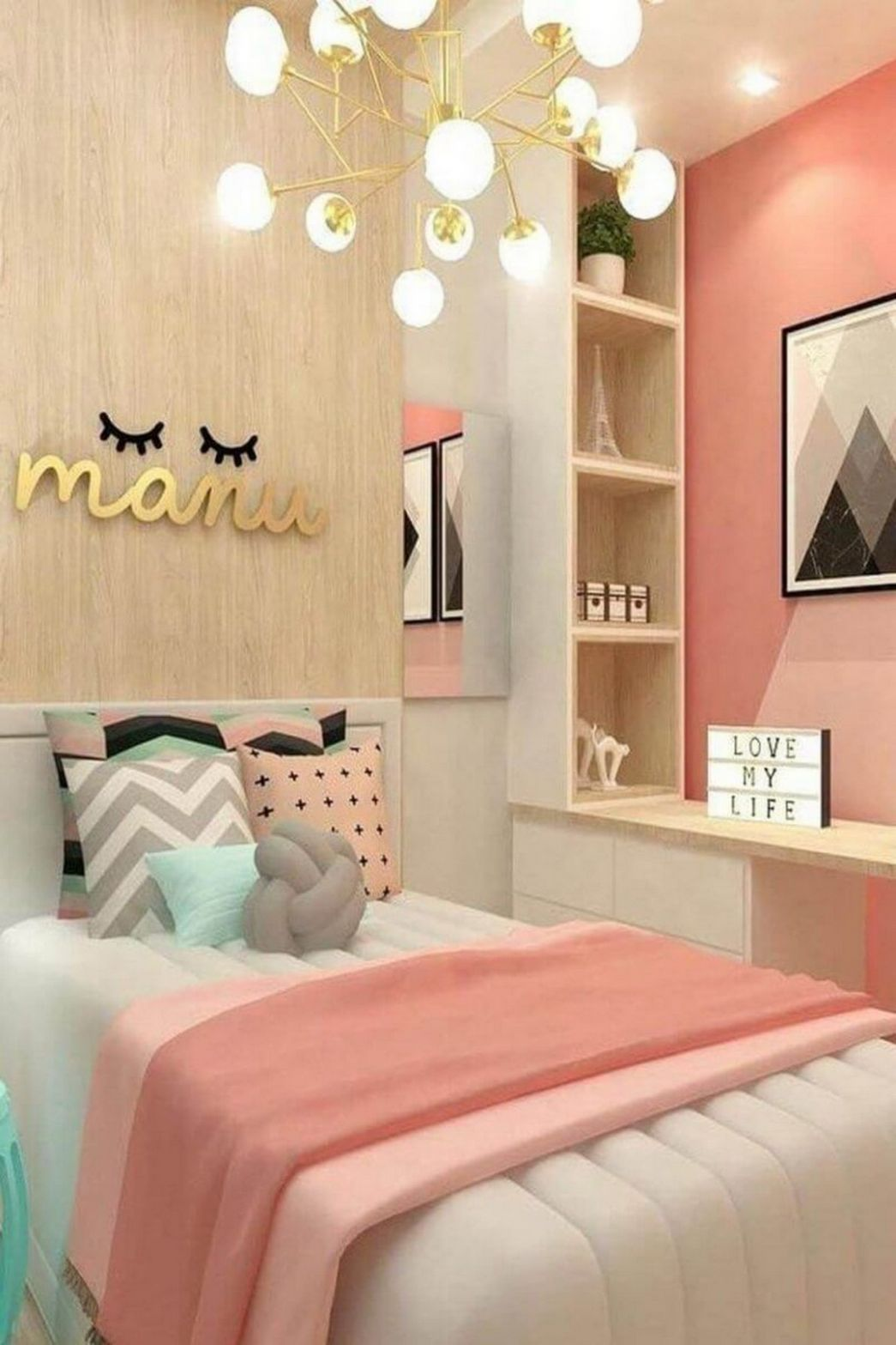 11 Cute Girls Bedroom Ideas For Small Rooms – quickbrain