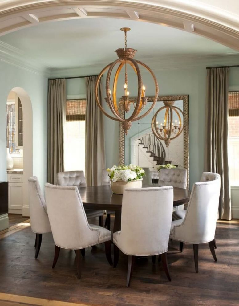 11 Dining Room Decor Ideas (Photo Styles, Colors and Sizes ..