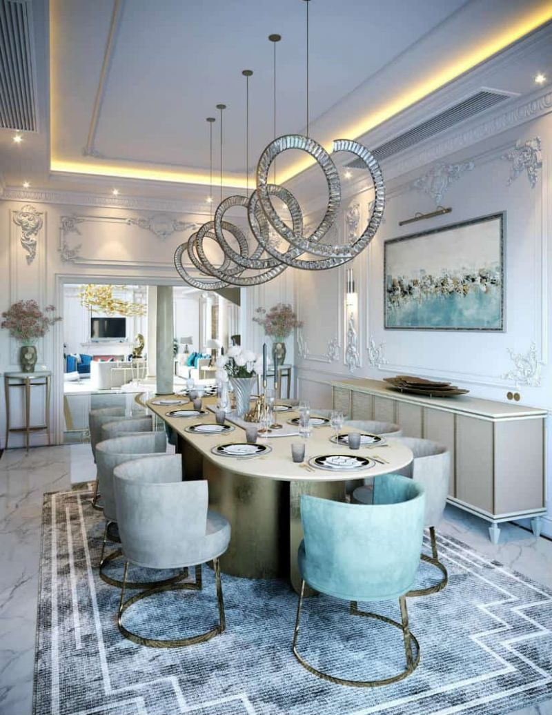 11 Dining Room Trends - What to Expect - dining room ideas for 2020