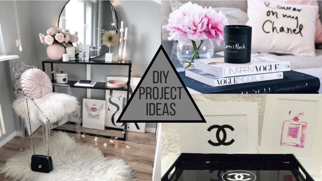 11 DIY Beauty & Makeup Room Hacks and Decorating Ideas
