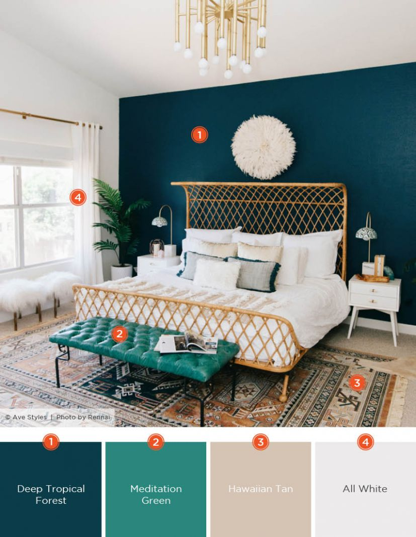 11 Dreamy Bedroom Color Schemes | Shutterfly - bedroom ideas and colours