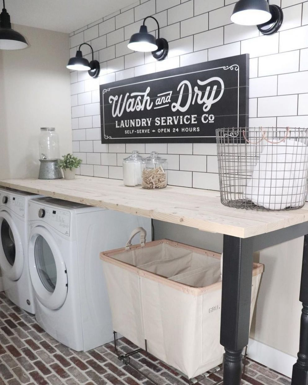 11+ Excellent Laundry Room Décor Ideas To Be Inspiration ...