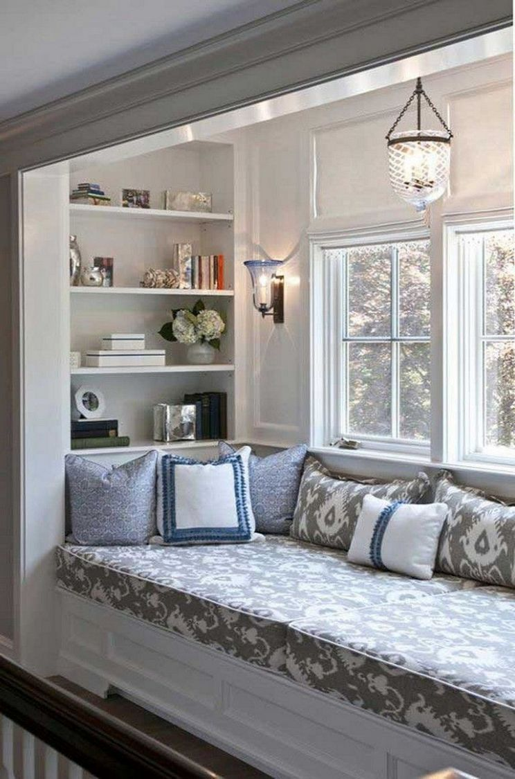 11+ Extraordinary Cozy and Inspiring Window Nooks For Reading ..