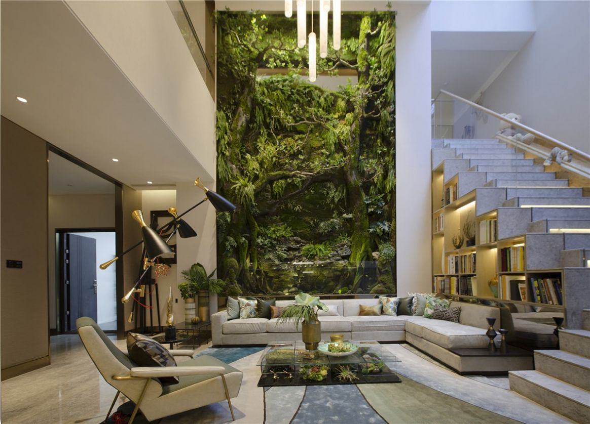 11 Gorgeous Green Living Rooms And Tips For Accessorizing Them