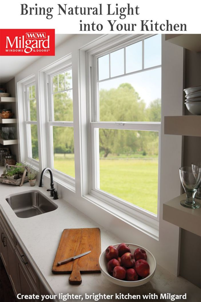 11 Ideas to Bring More Natural Light into Your Kitchen   Kitchen ..