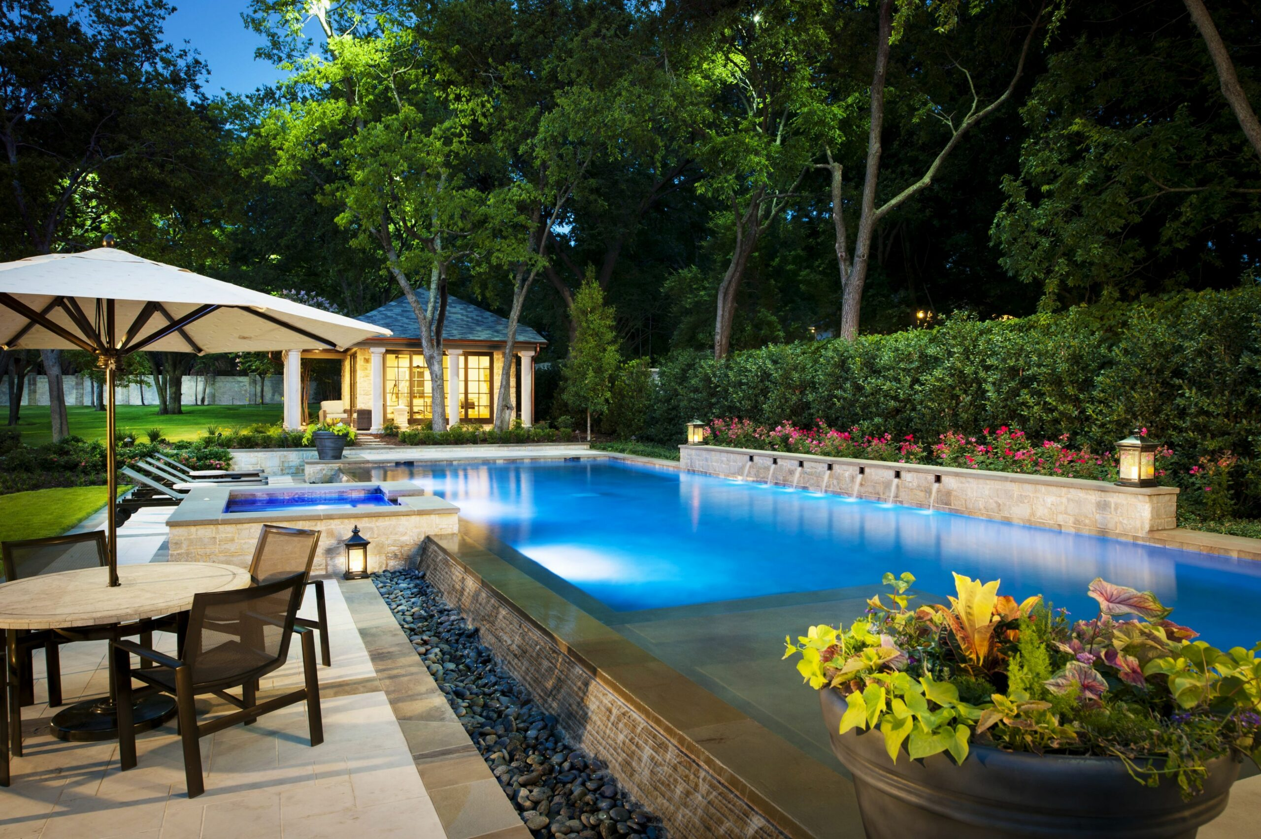 11 In-Ground Pool Designs - Best Swimming Pool Design Ideas for ..