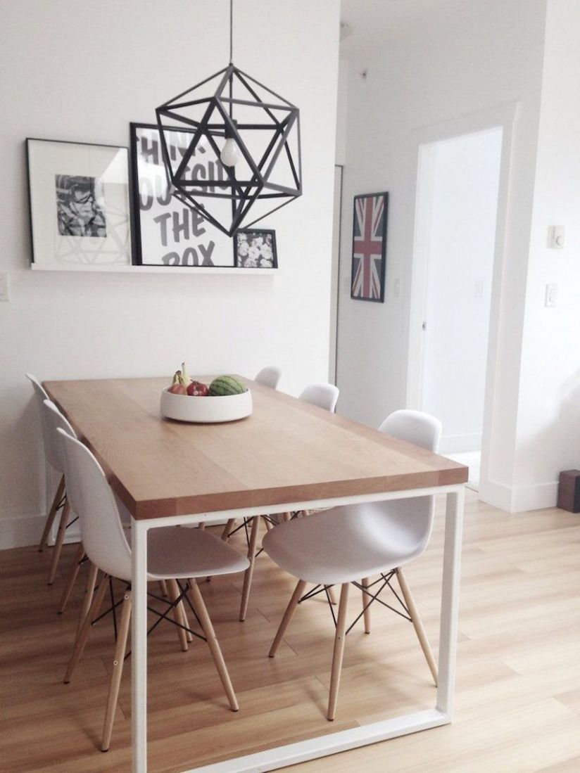 11 Inspiring Small Dining Table Ideas That You Gonna Love | Dinner ...