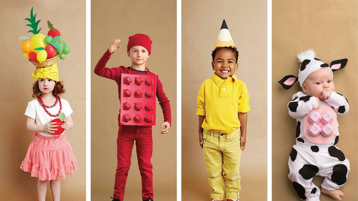 11 Kid Halloween costumes that are easy to make
