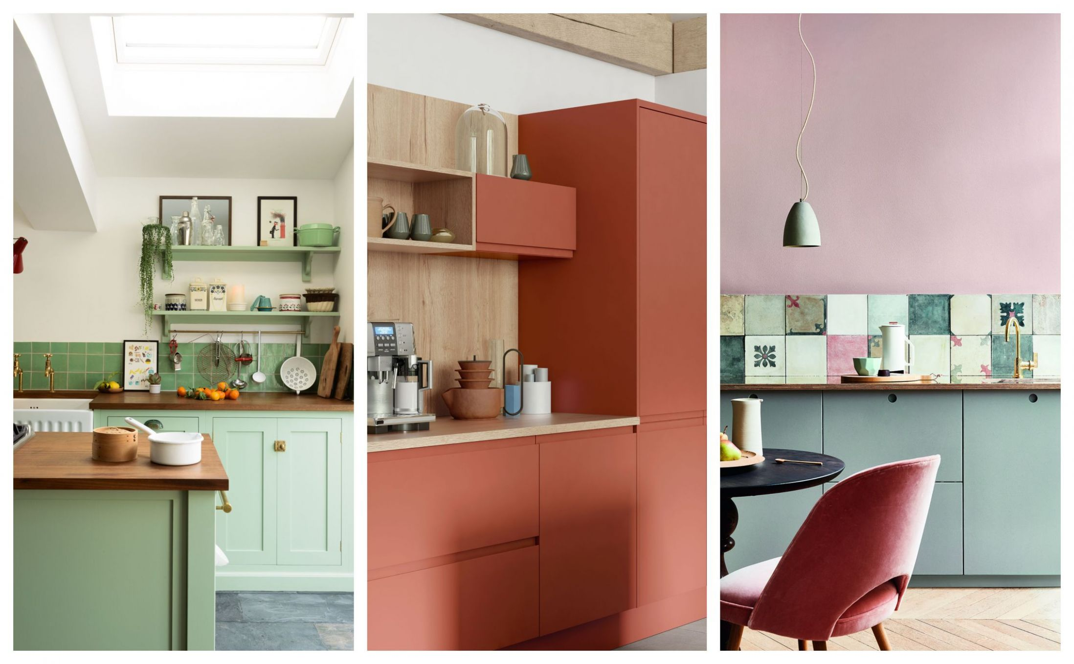 11 Kitchen Colour Ideas - Best Kitchen Paint Colours