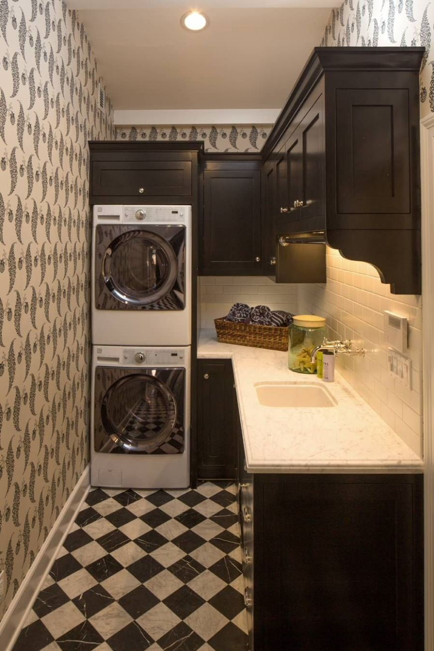 11 Laundry Room Cabinets To Make This House Chore So Much Easier - 5 x 5 laundry room ideas