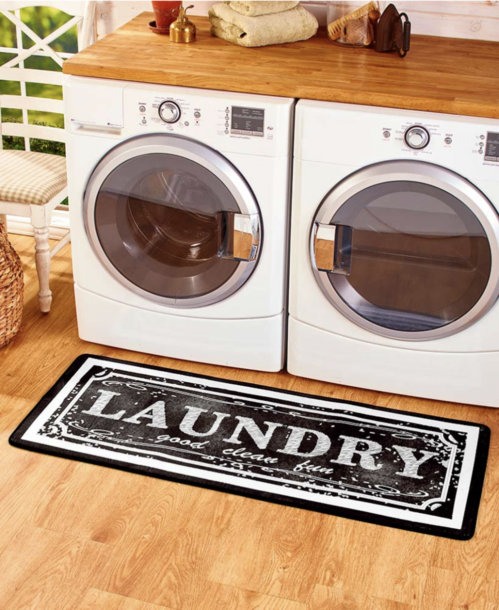 "11"" Laundry Room Rugs And Decor Runners For Hardwood Floors in .."
