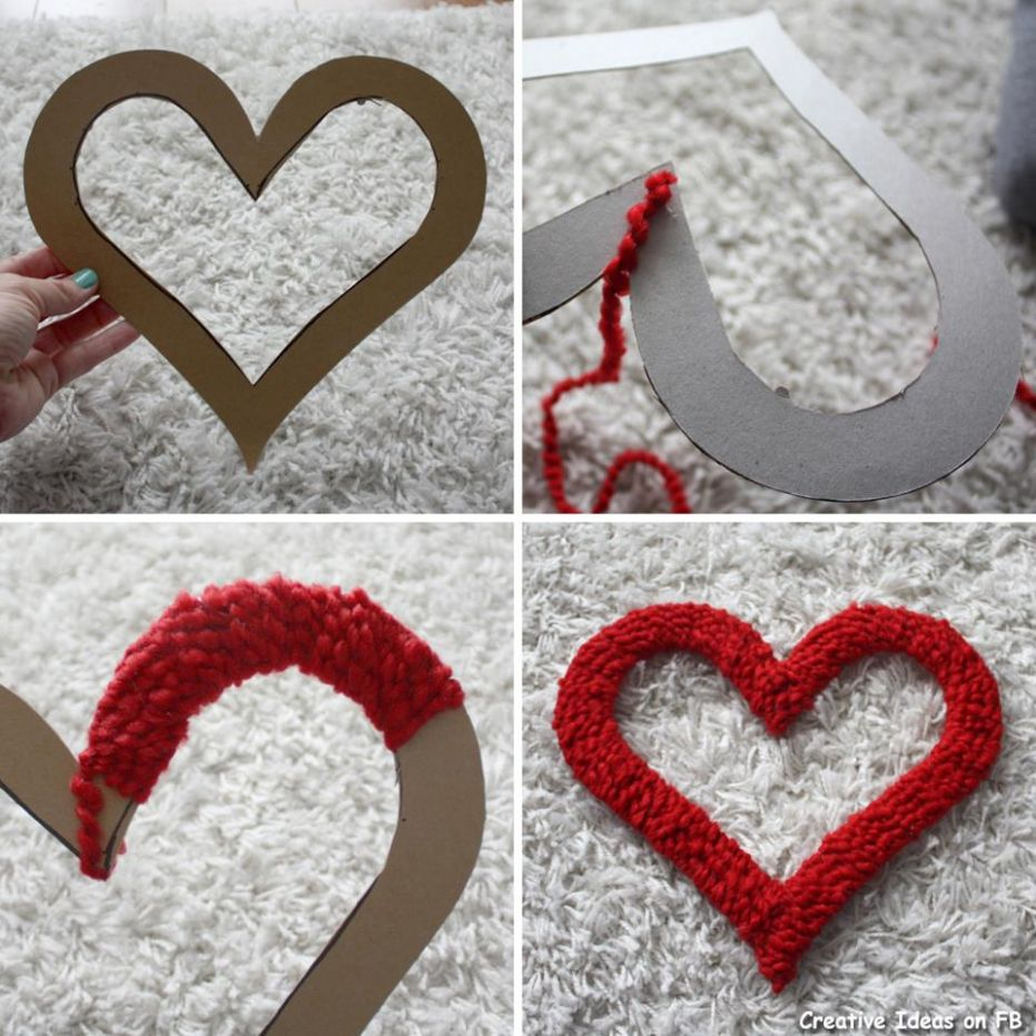 11 Lovely Diy Valentine's Day Decoration Ideas To Create Lovely ...