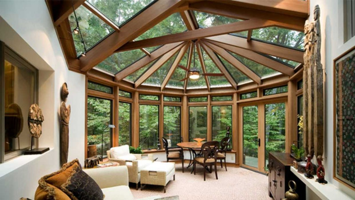 11 Marvelous Contemporary Sunroom Designs for Your Backyard - modern sunroom ideas with pictures