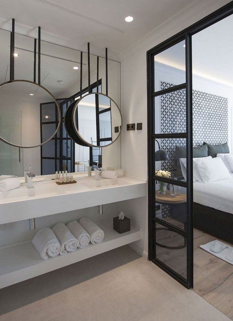 11+ Marvelous Open Bathroom Concept For Master Bedrooms Decor ..