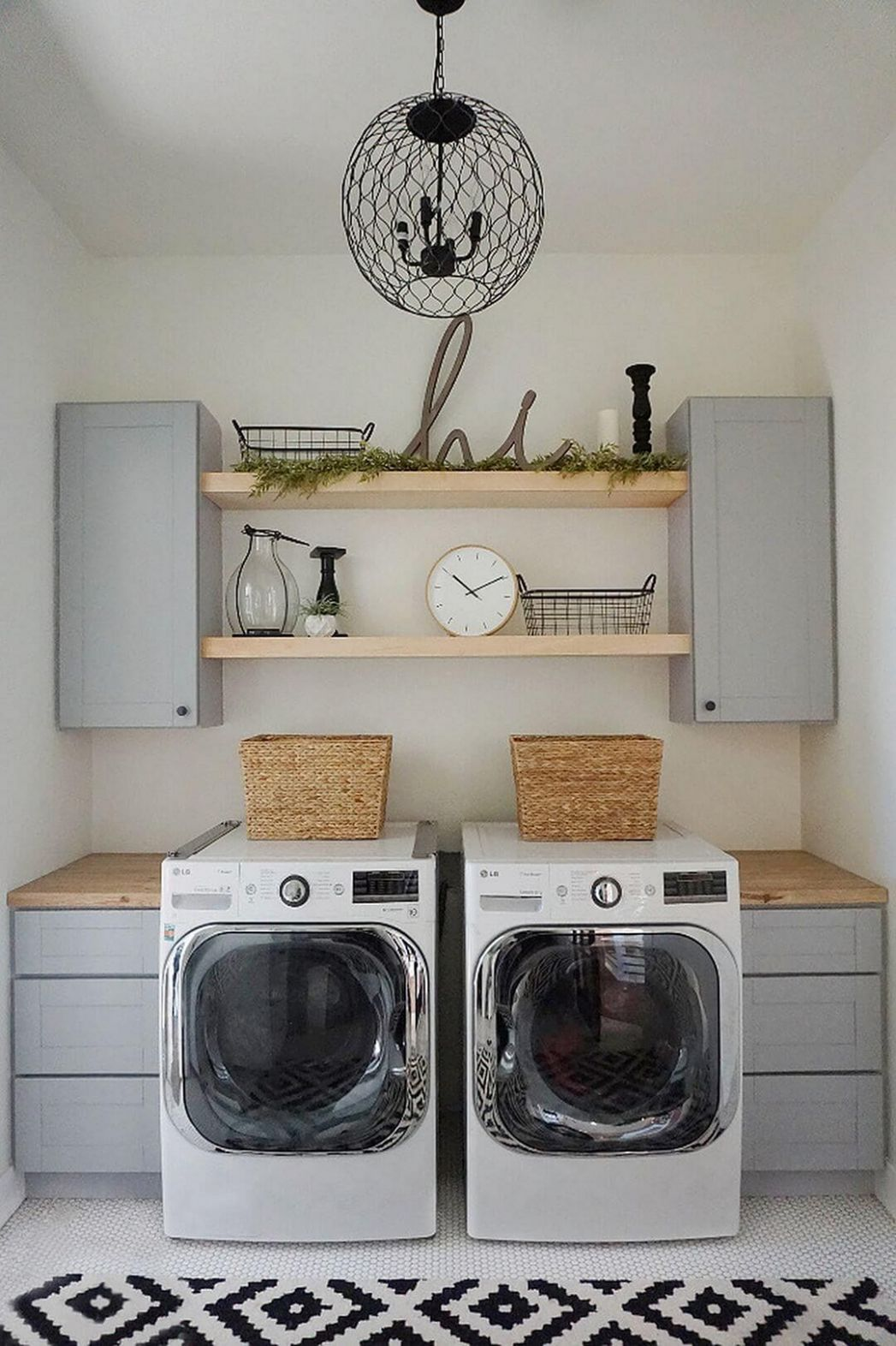 11 Most Creative Laundry Room Design And Decor Ideas | Laundry ...