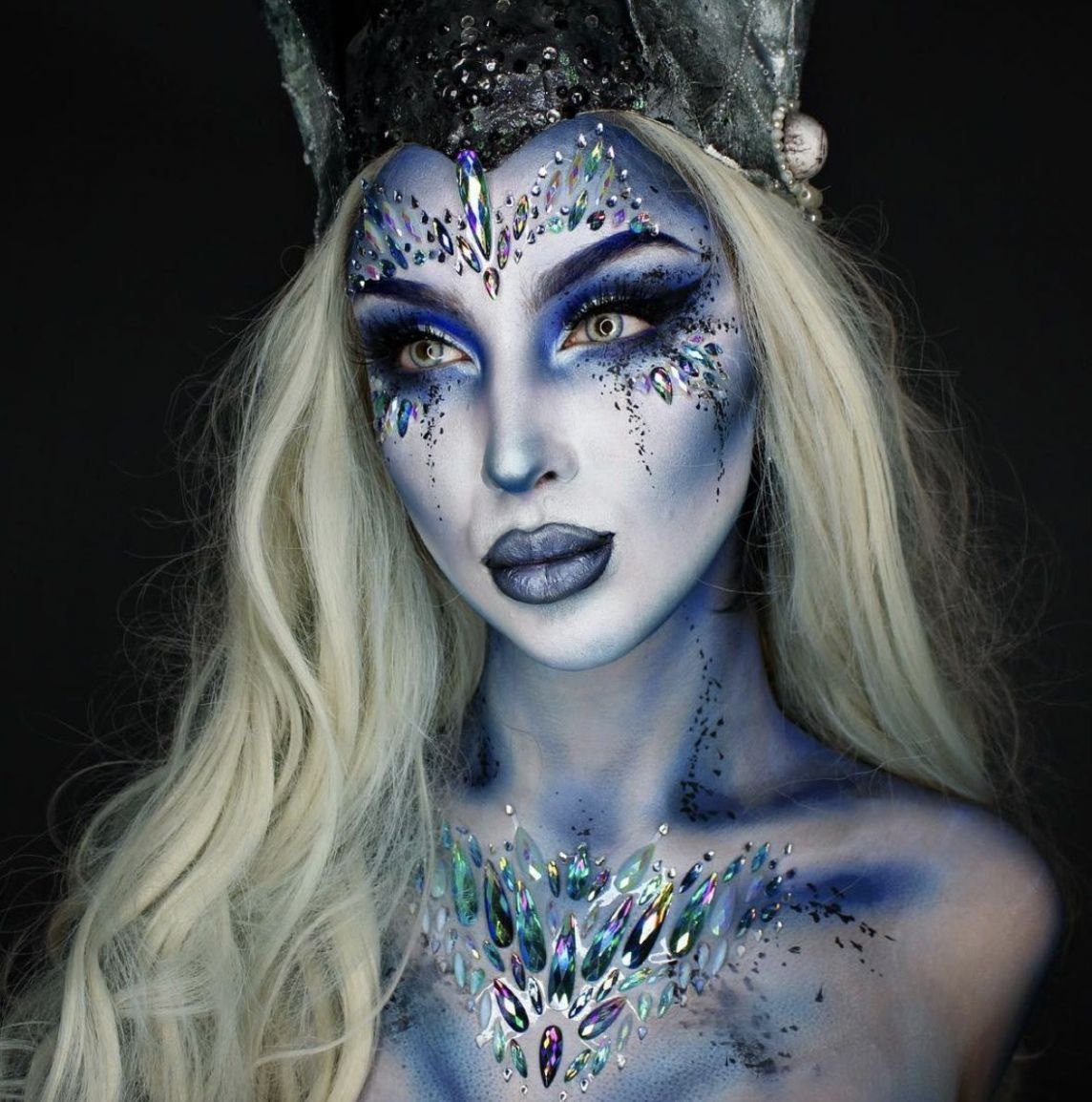 11 Most Jaw-Dropping Halloween Makeup Ideas That Are Still Pretty ..