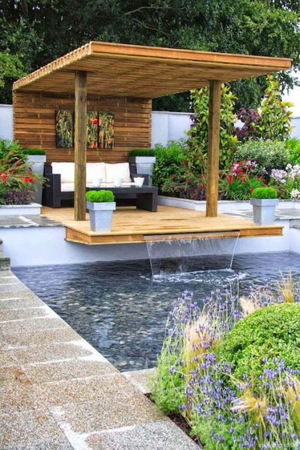 11 Outstanding Pool and Pergola Designs - pool enhancement ideas