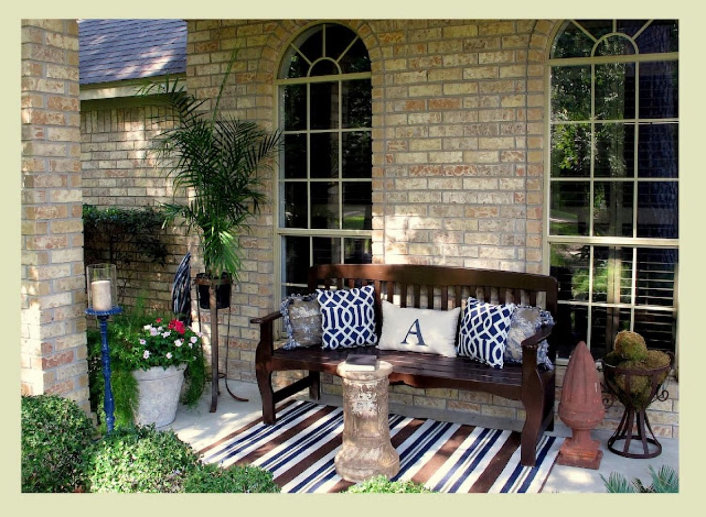 11 Perfect Decorating Ideas For Your Front Porch | Front porch ...