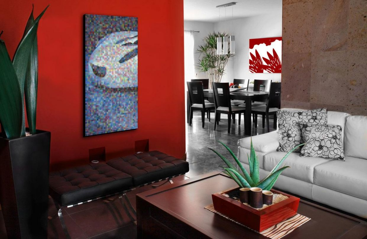 11 Resourceful Red Decor Design That Look Stunning (Incredible ..