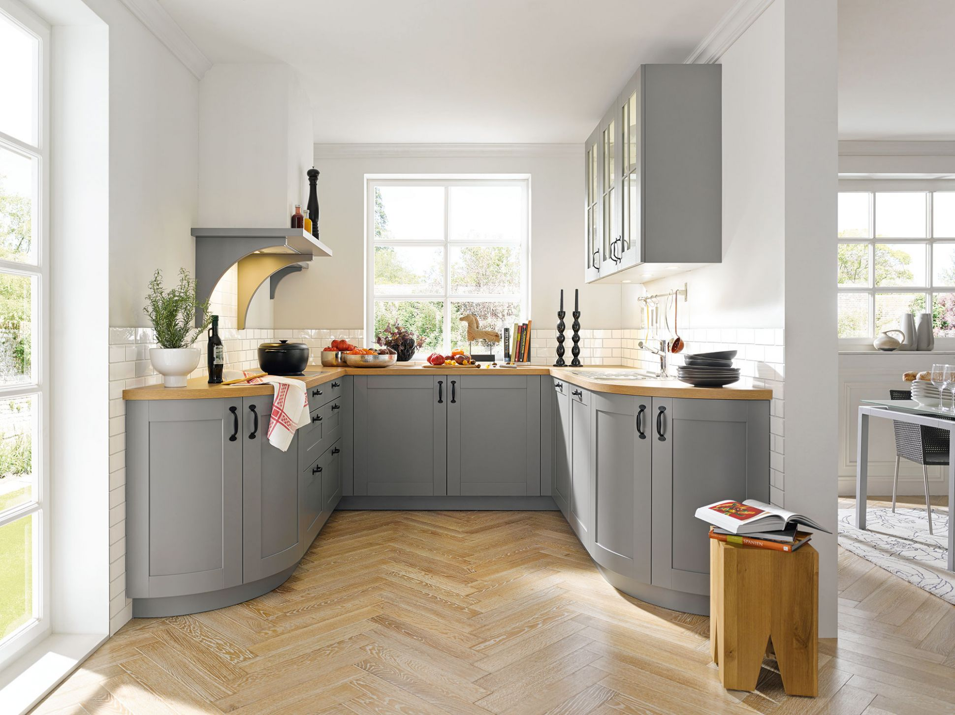 11 Shaker Kitchen Images (Inspiring Shaker Kitchen Ideas) | Photo ..