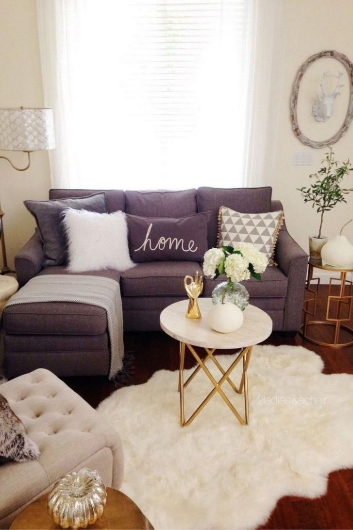 11+ SIMPLE APARTMENT DECORATIONS IDEAS | Living room decor on a ..