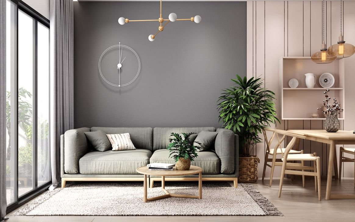 11 Small Apartment Layout Ideas With Muted Pastel Decor - apartment design layout ideas