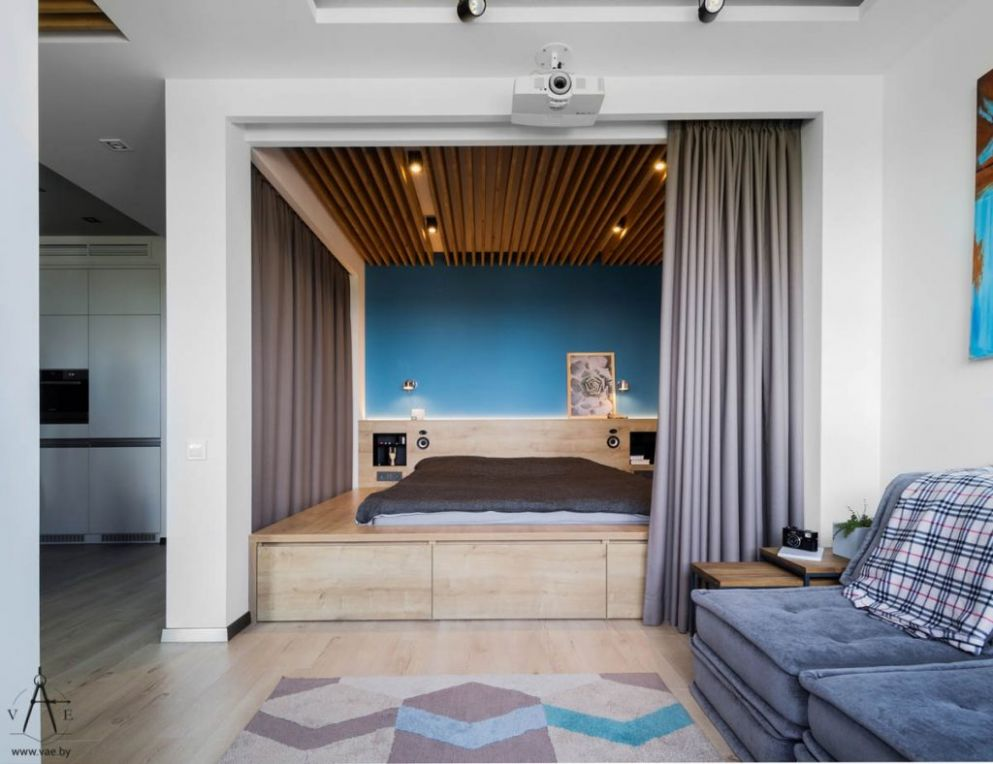 11 Small Apartments That Make The Best Of The Space They Have - apartment design small