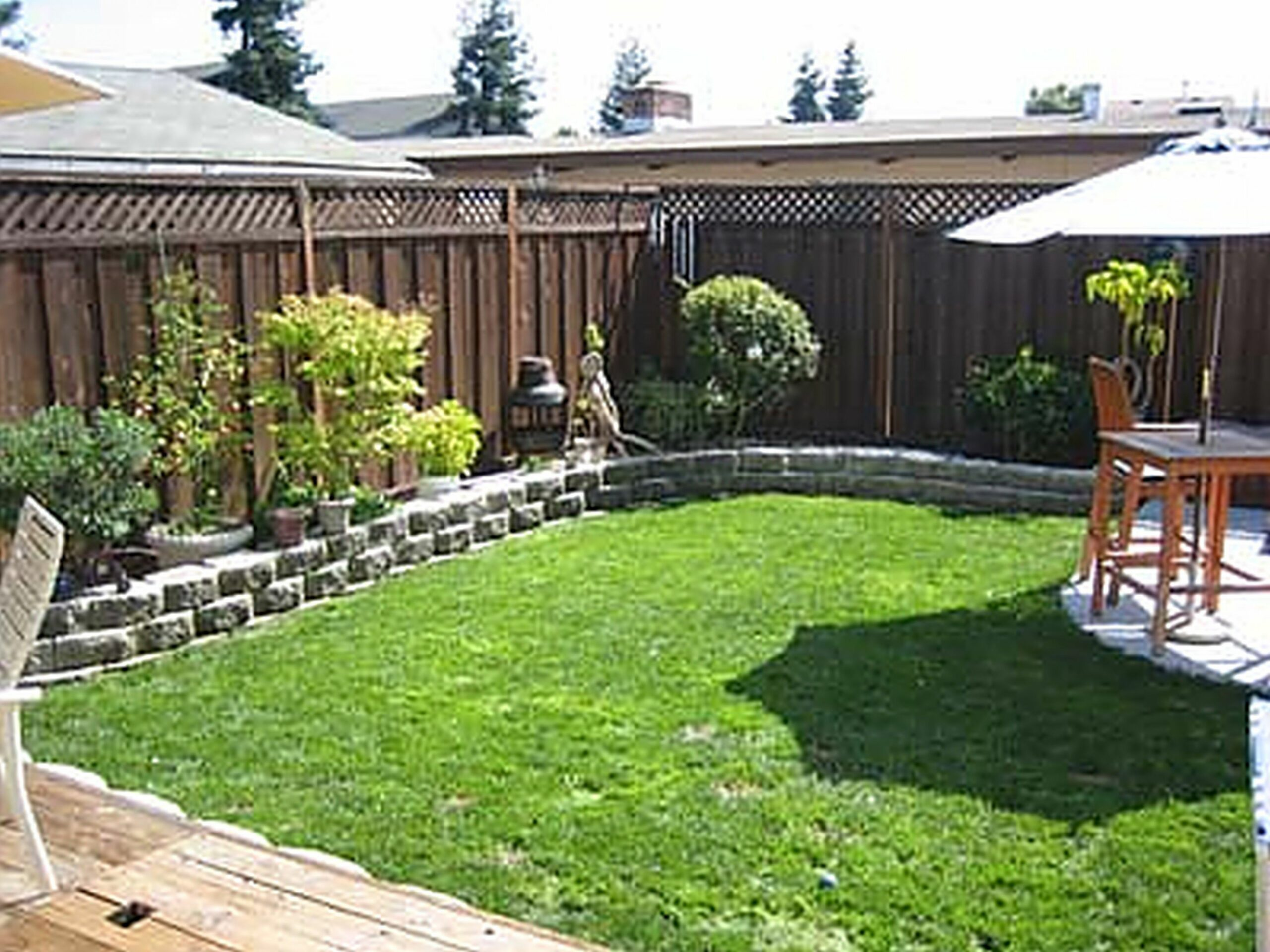 11 Some of the Coolest Tricks of How to Makeover Simple Backyard ..