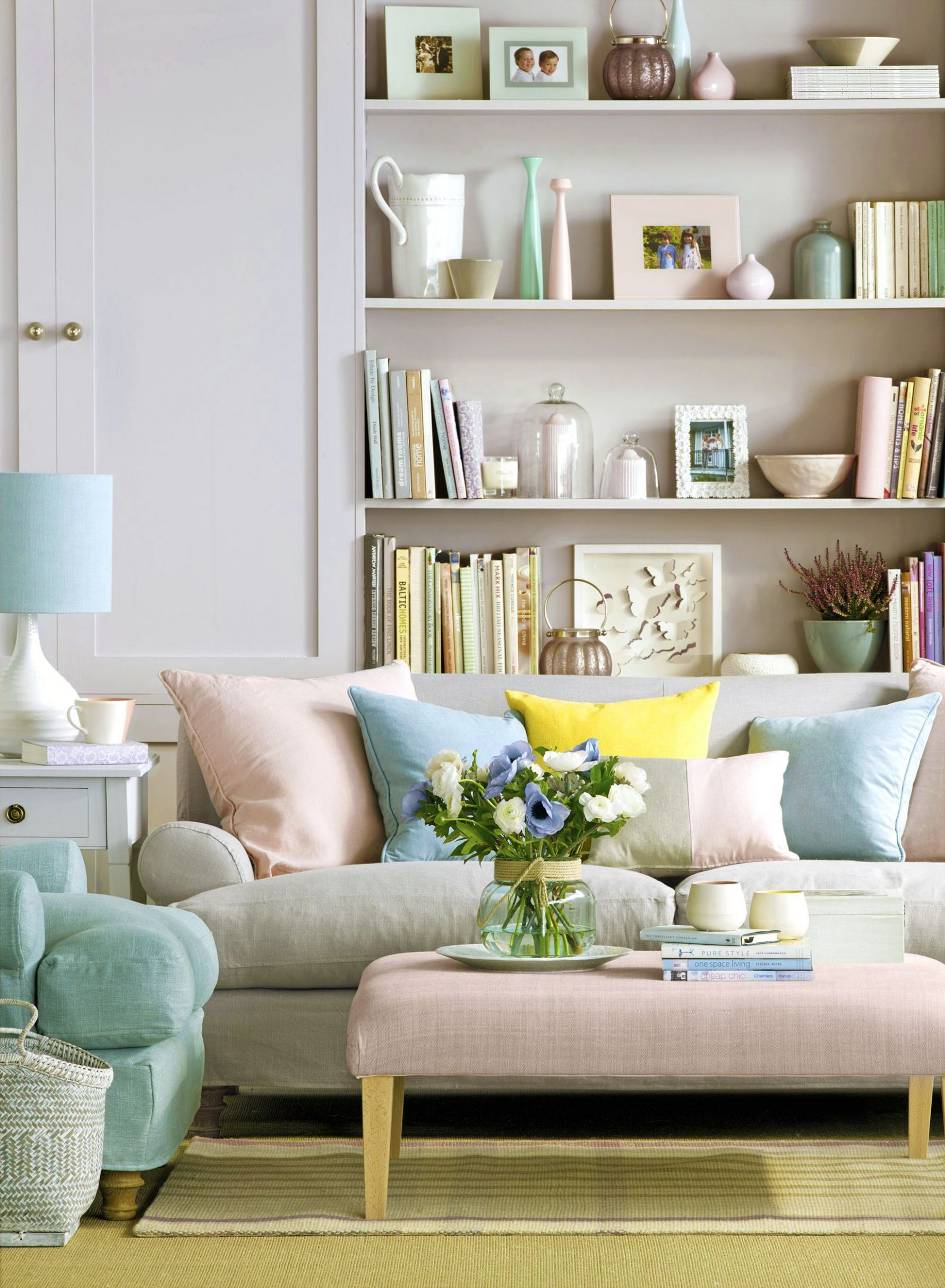 11 Spring Decor Ideas to Freshen Up Your Home - Best Spring ...