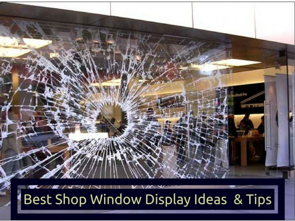 11 Tips For Better Shop Window Displays | Decor Or Design - window display ideas