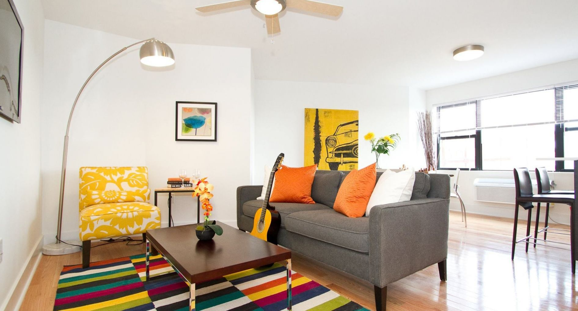 11 Ways to Celebrate Spring in Your Rental Apartment