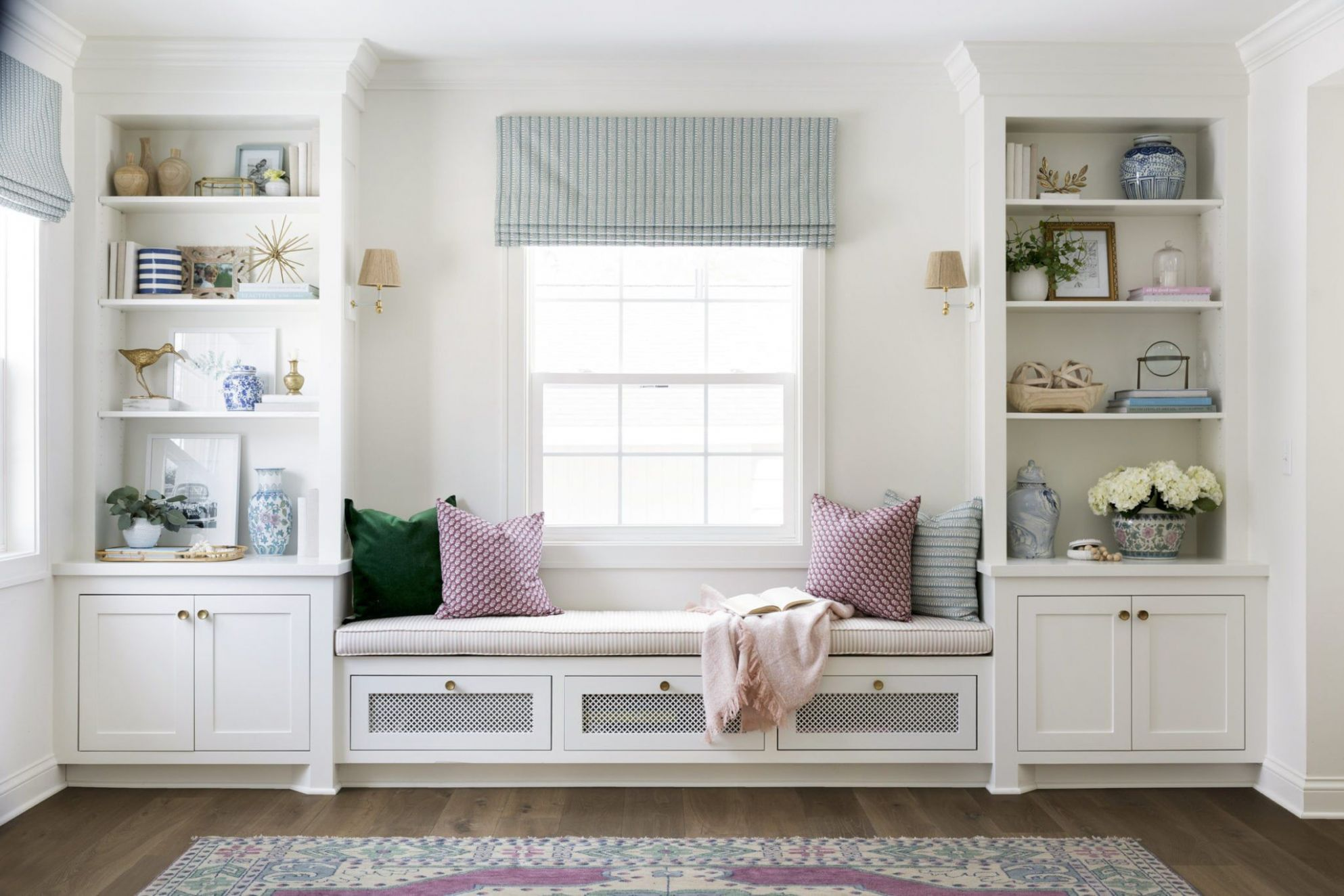 11 Window Seat Ideas For Every Room