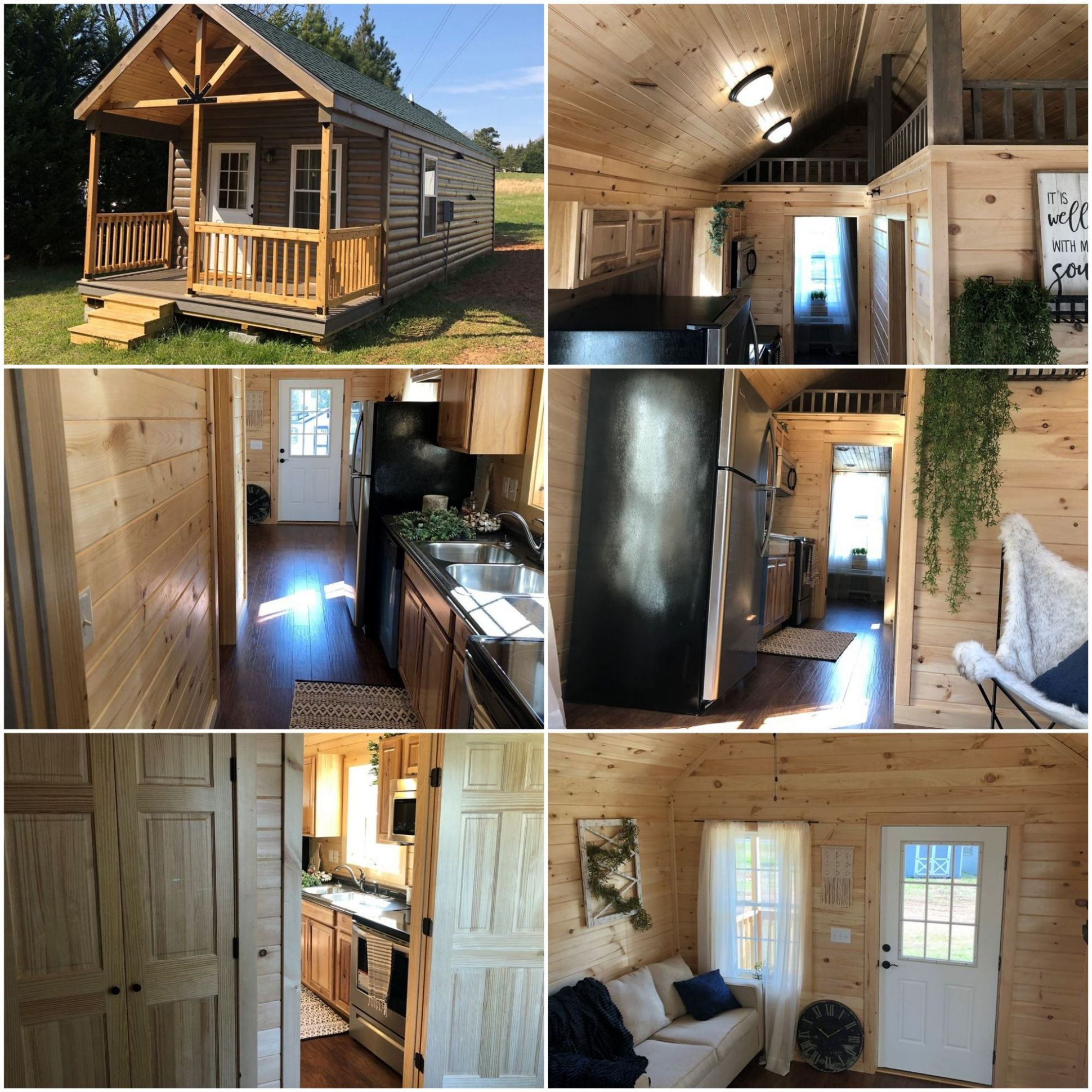 11x11 Tiny Home with Modular Certification in 11 | Best tiny ..